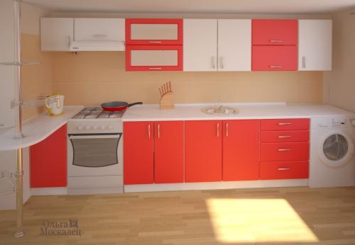 красная_кухня