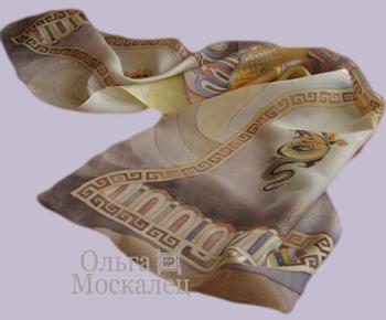 мужской_шелковый_шарф