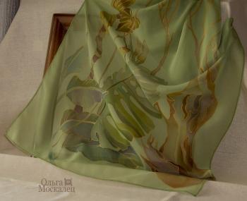 шелковый_шарф