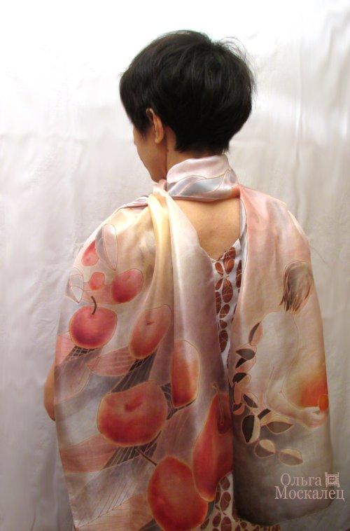 Batik_scarf_apple